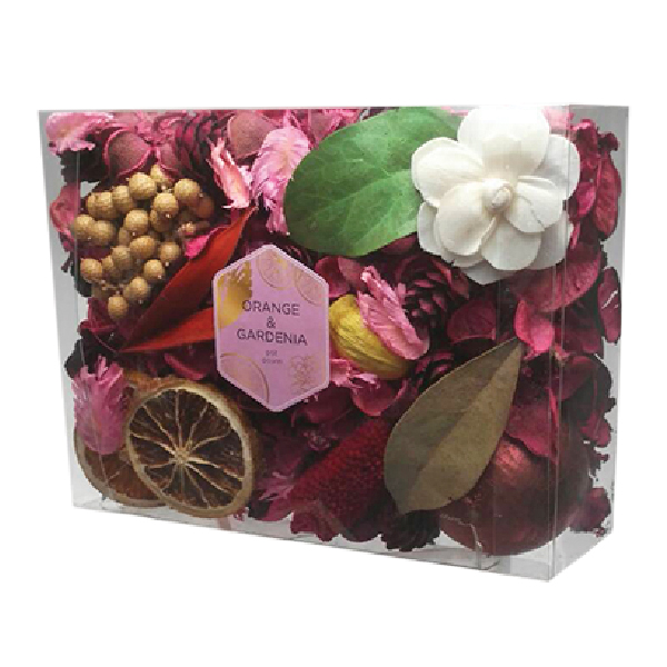 522140101 Orange & Gardenia box Image