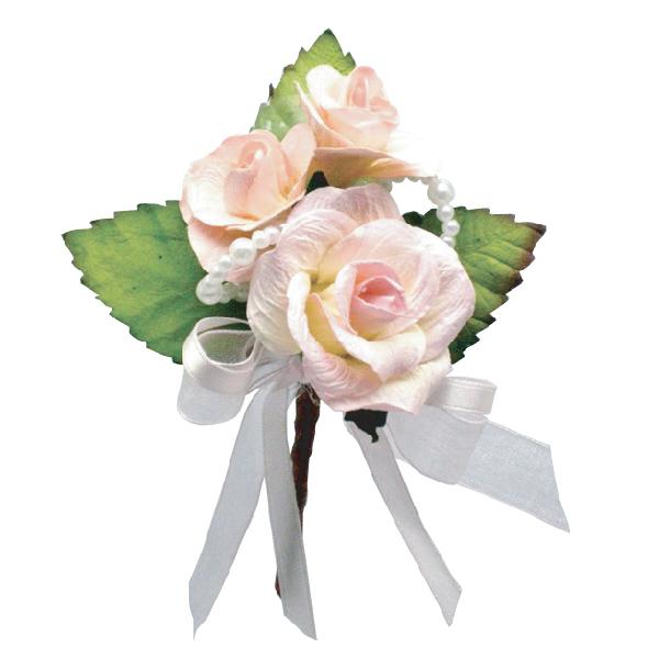 FA1011 pink rose pin Image