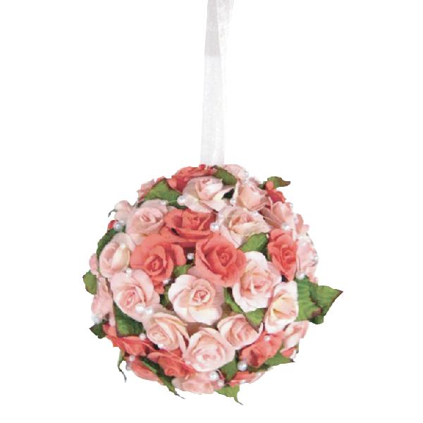 FA10005 Pink rose pomander Image